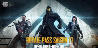 PUBG MOBILE ROYALE PASS SAISON 11