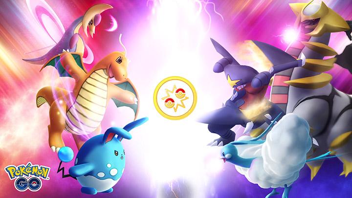 Pokémon GO - Ligue de Combat GO