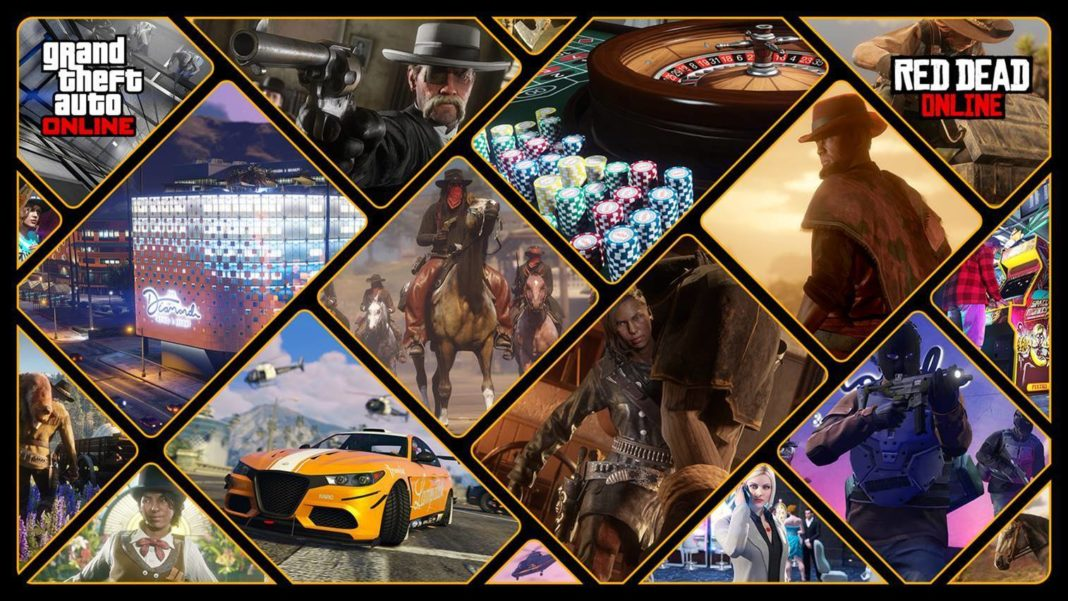 Rockstar Games GTA Online & Red Dead Online
