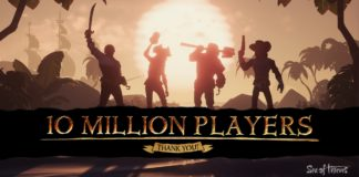 Sea of Thieves 10 Million de joueurs