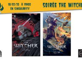 Soirée The Witcher ! - Dernier Bar avant la Fin du Monde