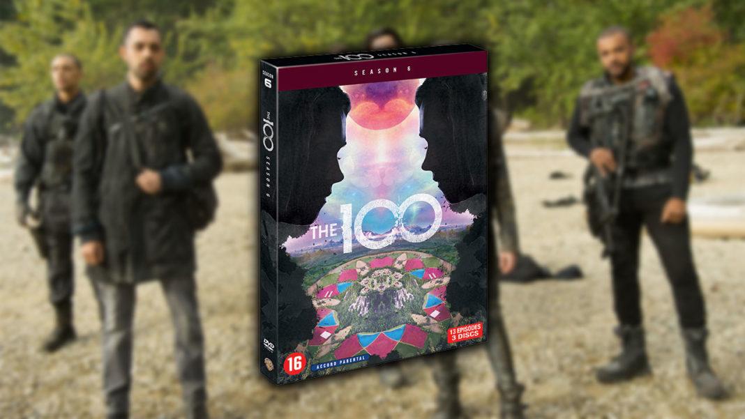 The-100-Saison-6-DVD