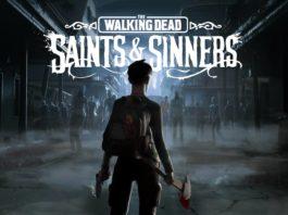 The Walking Dead: Saints & Sinner Keyart 01