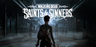 The Walking Dead: Saints & Sinner Keyart 01