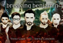 AdventureQuest 3D & AQWorlds Breaking Benjamin 01