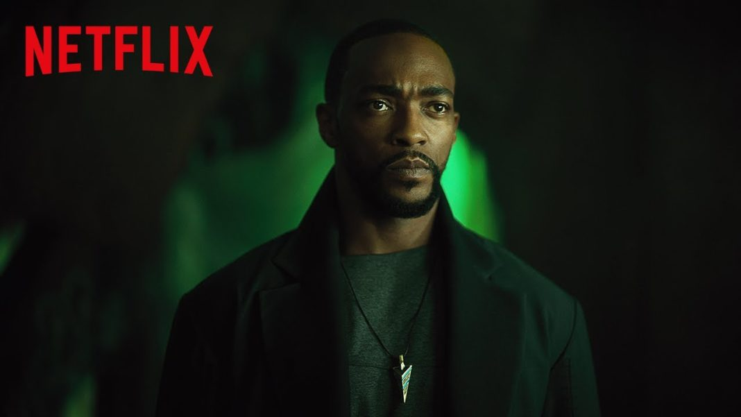 Altered Carbon Saison 2 Season 2 Netflix