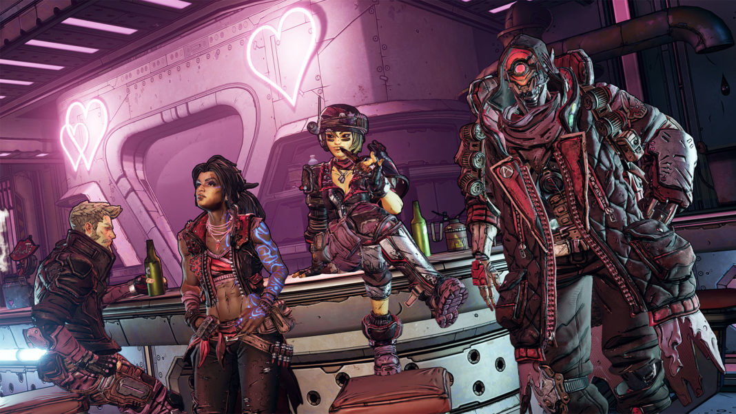 Borderlands-3-Broken-Hearts-Day---Group-Shot