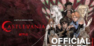 Castlevania 3 Netflix