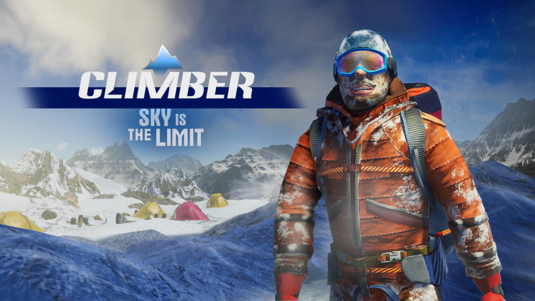 Climber Sky is the Limit 01 (press material)