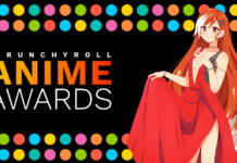 Crunchyroll Anime Awards 2019