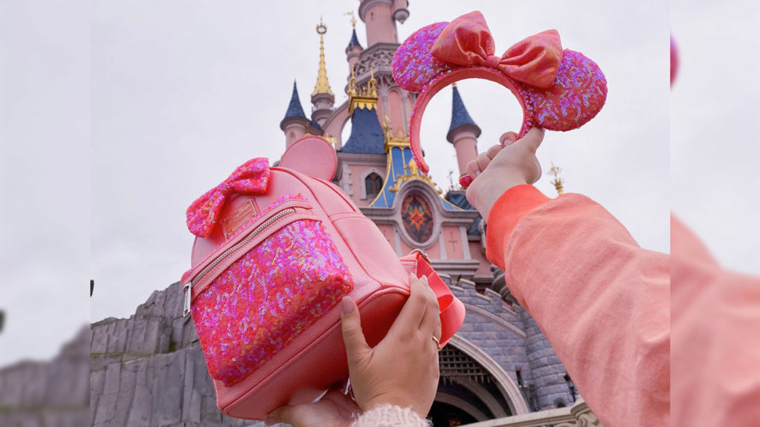 Disneyland-Paris-Collection-Ariel-Grotto-Coral