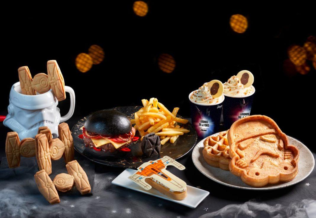 Disneyland Paris Food Les Légendes de la Force - une célébration Star Wars 01