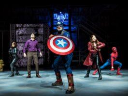 Disneyland Paris Saison des Super Héros Marvel 2020