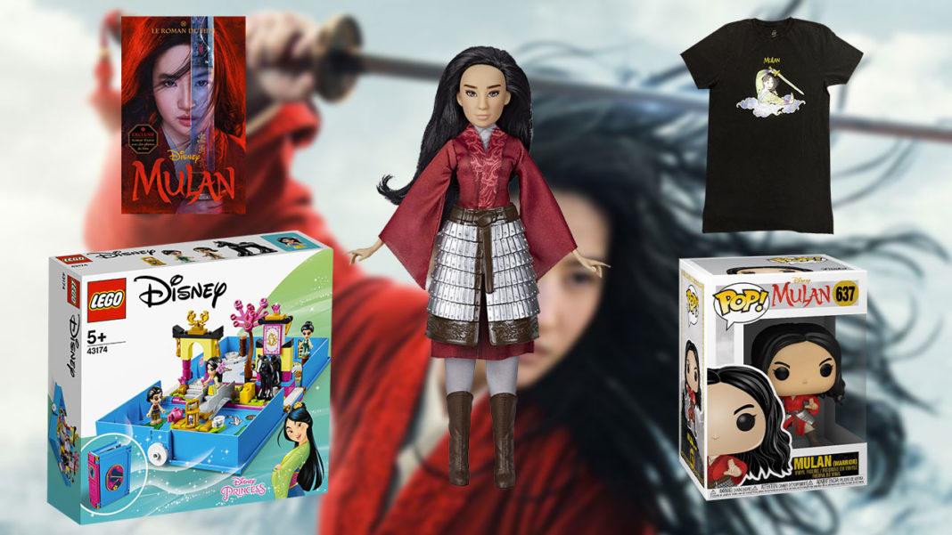Disney's-Mulan-products