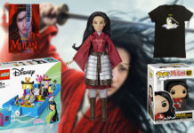 Disney's-Mulan-products