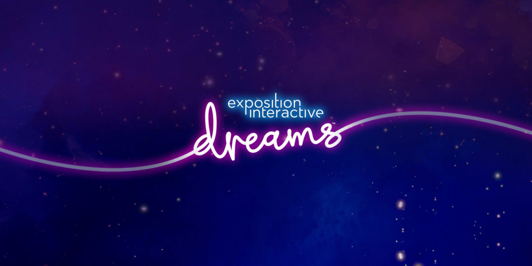 Exposition Interactive Dreams