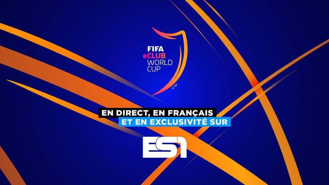 FIFA eCLUB WORLD CUP ES1