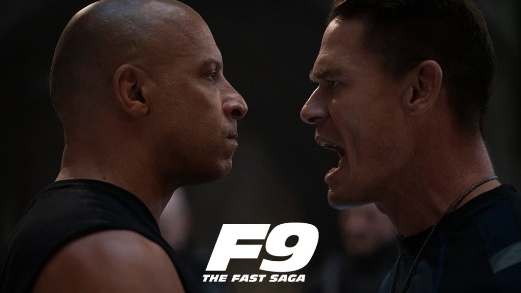 Fast and Furious 9 F9 Super Bowl