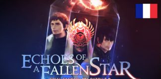 Final Fantasy XIV Echoes of a Fallen Star