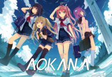 Aokana - Four Rhythms Across the Blue
