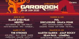 Garorock 2020
