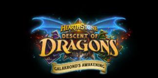 Hearthstone Réveil de Galakrond