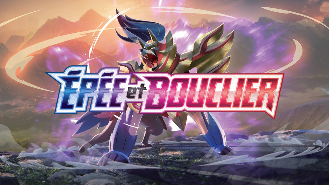 JCC Pokémon Épée et Bouclier