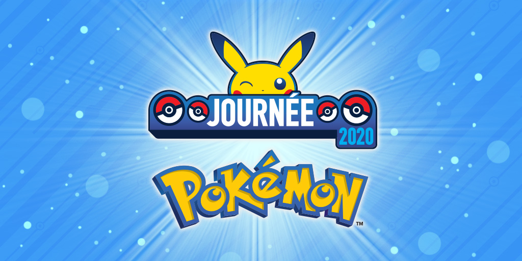 Journée Pokemon 2020