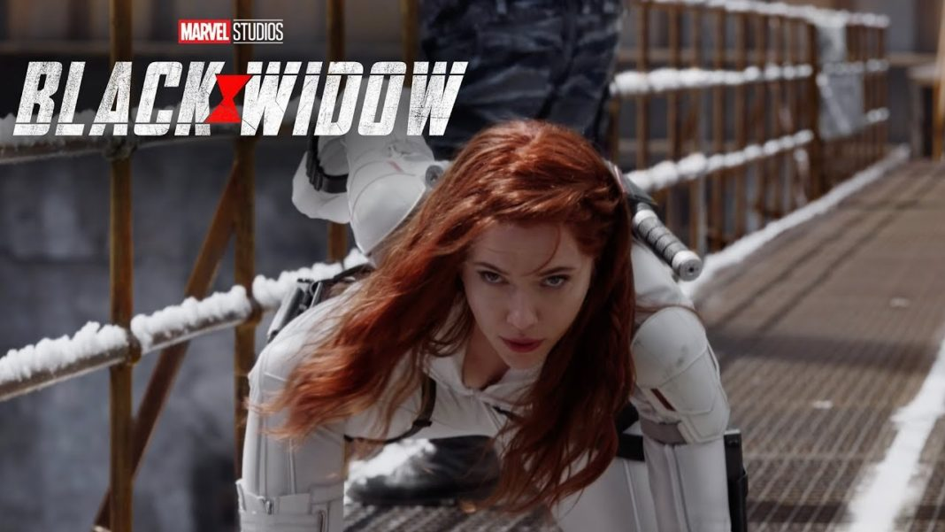 Marvel's Black Widow Super Bowl