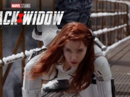 Marvel's Black Widow Super Bowl