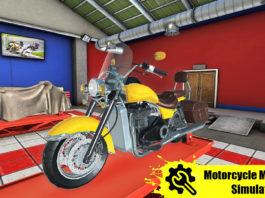 Motorcycle Mechanic Simulator 01 (press material)