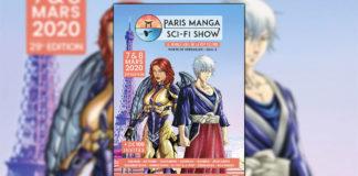 PARIS MANGA & SCI-FI SHOW 29ème édition