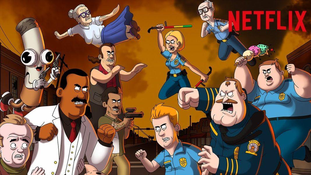 Paradise Police - Saison 2