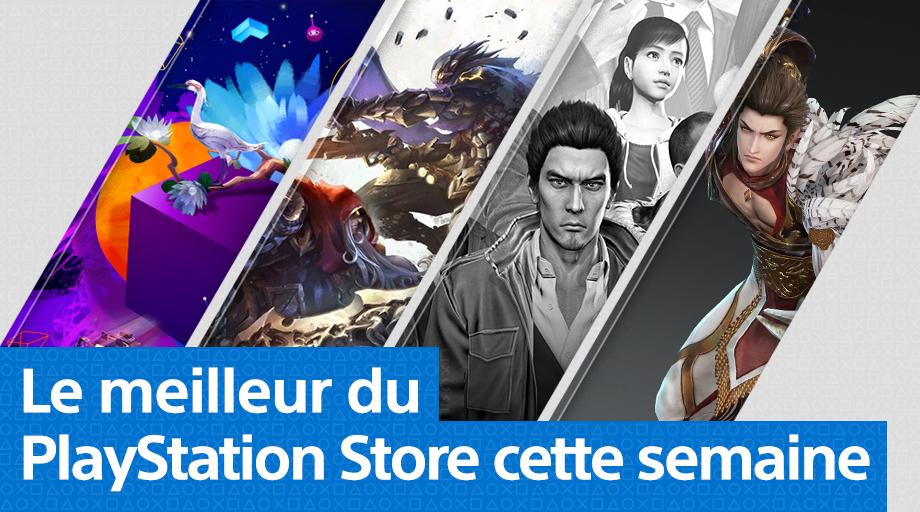 PlayStation Store - Mise à jour du 10 février 2020