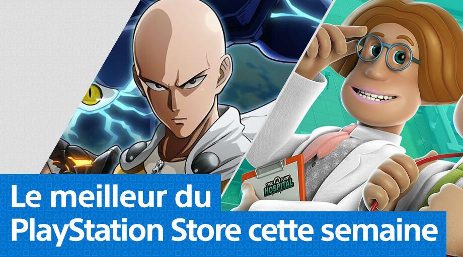 PlayStation Store - Mise à jour du 24 février 2020