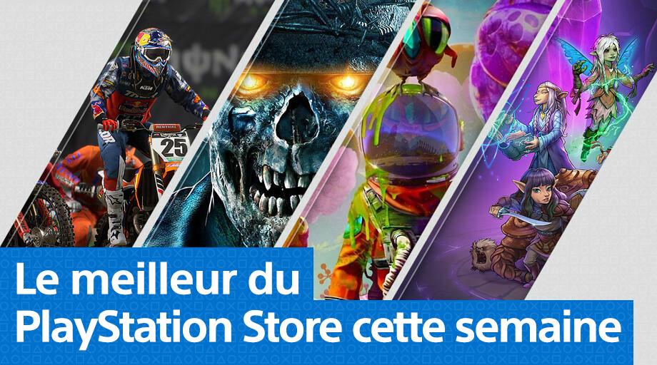 PlayStation Store - Mise à jour du 3 février 2020