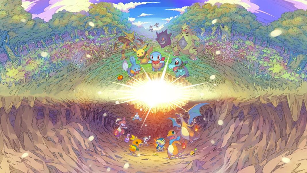 Pokémon Donjon Mystère - Équipe de Secours DX