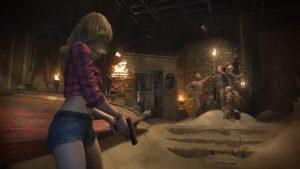 Resident Evil Resistance_Becca Abandoned Park