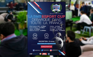 SMS ESPORT CUP