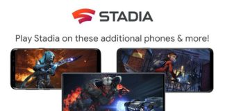 Stadia Mobile