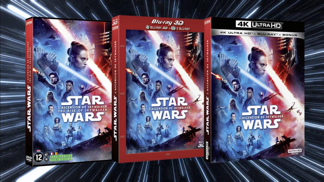 Star Wars : L'Ascension de Skywalker 01