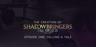 The Creation of FINAL FANTASY XIV- Shadowbringers 01