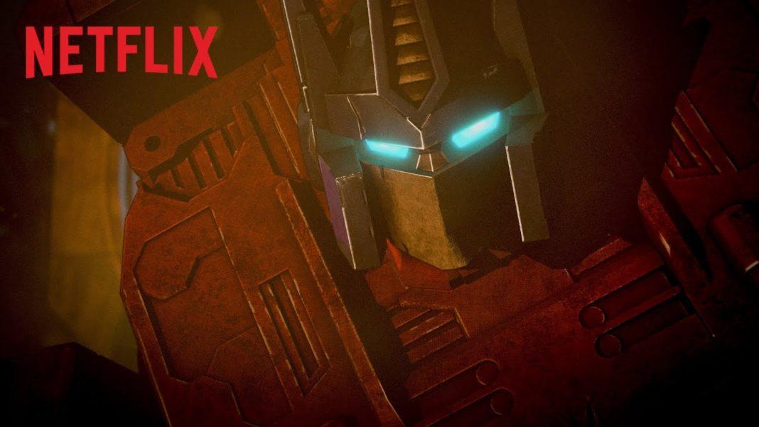 Transformers: War For Cybertron Trilogy: Siege