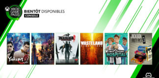 Xbox Game Pass pour Console