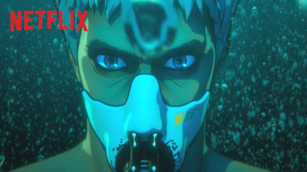 Altered Carbon: Resleeved Netflix