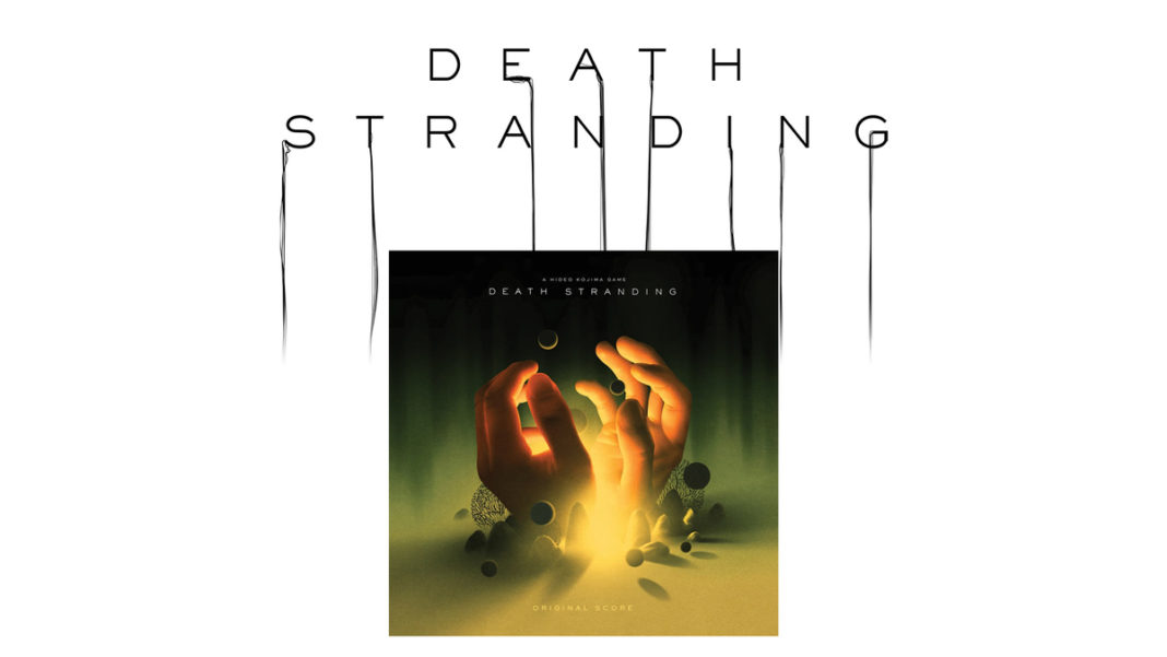 Death Stranding vinyle