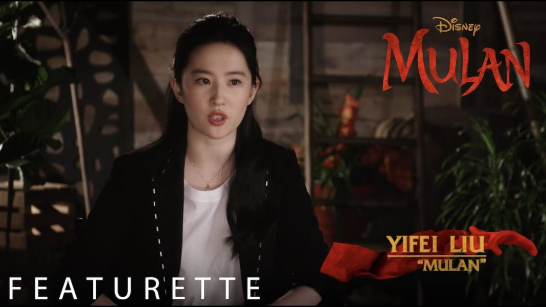 Disney's Mulan Featurette