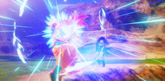 Dragon-Ball-Z-Kakarot-Goku-SSG-VS-Raditz