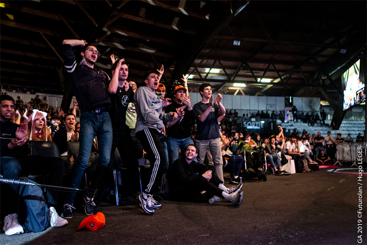 Gamers Assembly 2020 Credits Hugo Leger