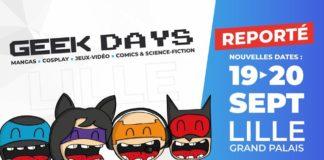 Geek Days Lille 2020